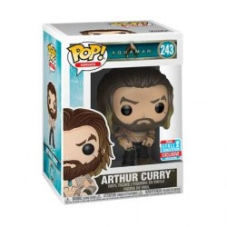 Figur Pop! NYCC 2018 Aquaman 2018 Arthur Curry Limited Edition Funko Online Shop Switzerland