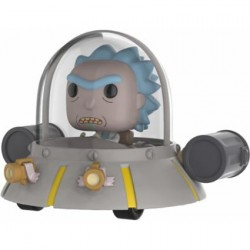 Figur Pop! Rides Rick and Morty Space Cruiser Limited Edition Funko Online Shop Switzerland