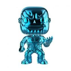 Figurine Pop! Avengers Infinity War Thanos Bleu Chrome Edition Limitée Funko Boutique en Ligne Suisse