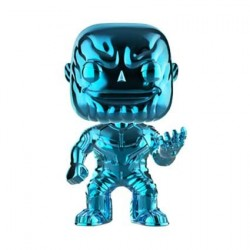 Figur Pop! Avengers Infinity War Thanos Blue Chrome Limited Edition Funko Online Shop Switzerland