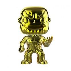 Figurine Pop! Avengers Infinity War Thanos Jaune Chrome Edition Limitée Funko Boutique en Ligne Suisse