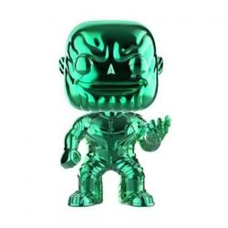 Figurine Pop! Avengers Infinity War Thanos Vert Chrome Edition Limitée Funko Boutique en Ligne Suisse