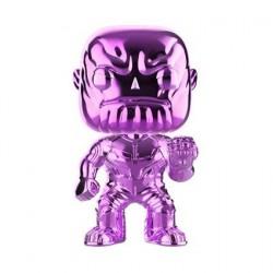 Figurine Pop! Avengers Infinity War Thanos Purple Chrome Edition Limitée Funko Boutique en Ligne Suisse