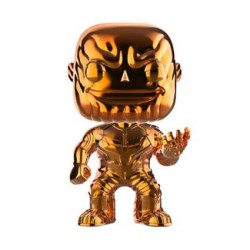 Figuren Pop! Avengers Infinity War Thanos Orange Chrome limitierte Auflage Funko Online Shop Schweiz