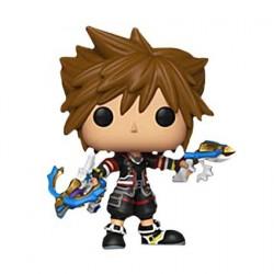 Figur Pop! Kingdom Hearts III Sora with Dual Blasters Limited Edition Funko Online Shop Switzerland