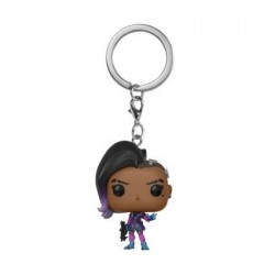 Figurine Pop! Pocket Porte-clés Overwatch Sombra Funko Boutique en Ligne Suisse