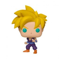 Pop! Dragon Ball Z Super Saiyan Gohan Limited Edition