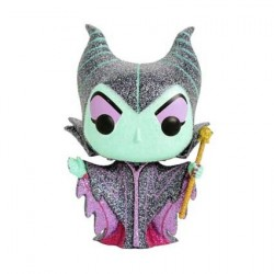 Figurine Pop! Diamond Disney Maleficent Glitter Edition Limitée Funko Boutique en Ligne Suisse