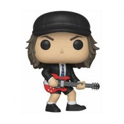 Figur Pop! Rock AC/DC Angus Young (Vaulted) Funko Online Shop Switzerland