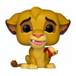 Figur Pop! Disney Lion King Simba Funko Online Shop Switzerland