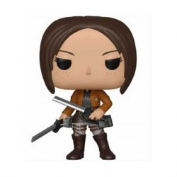 Pop! Attack on Titan 3rd Season Ymir (Vaulted)