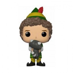 Figur Pop! Elf Buddy with Raccoon Limited Edition Funko Online Shop Switzerland