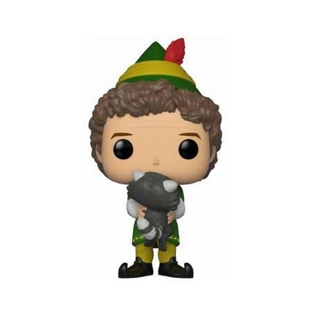 Figur Pop! Elf Buddy with Raccoon Limited Edition Funko Online Shop Switzerland