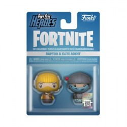 Figur Funko Pint Size Fortnite Raptor and Elite Agent 2-Pack Funko Online Shop Switzerland