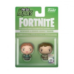 Funko Pint Size Fortnite Pathfinder and Highrise AT 2-Pack