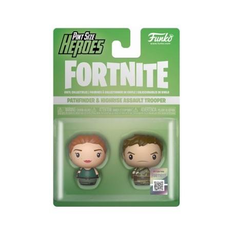Figur Funko Pint Size Fortnite Pathfinder and Highrise AT 2-Pack Funko Online Shop Switzerland