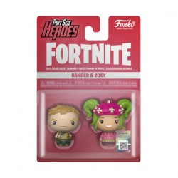 Funko Pint Size Fortnite Ranger and Zoey 2-Pack