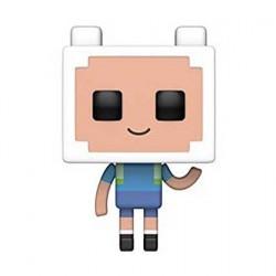 Figur Pop! Adventure Time Minecraft Finn Funko Online Shop Switzerland