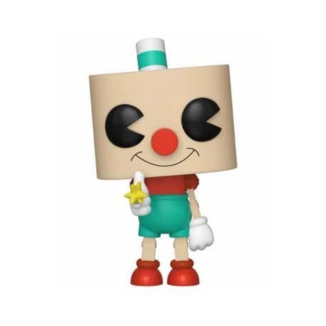 Figur Pop! Games Cuphead Cuppet Funko Online Shop Switzerland