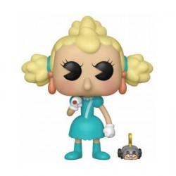 Figur Pop! Games Cuphead Sally Stageplay Funko Online Shop Switzerland