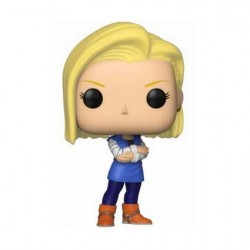 Pop! Anime Dragon Ball Z Android 18