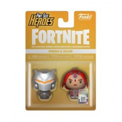 Funko Pint Size Fortnite Omega and Valor 2-Pack