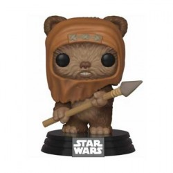 Figur Pop! Star Wars Wicket Funko Online Shop Switzerland