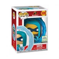 Figurine Pop! ECCC 2019 Disney Incredibles 2 Voyd Edition Limitée Funko Boutique en Ligne Suisse
