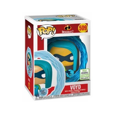 Figur Pop! ECCC 2019 Disney Incredibles 2 Voyd Limited Edition Funko Online Shop Switzerland