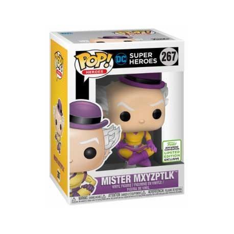 Figur Pop! ECCC 2019 Pop Heroes DC Mr. Mxyzptlk Limited Edition Funko Online Shop Switzerland
