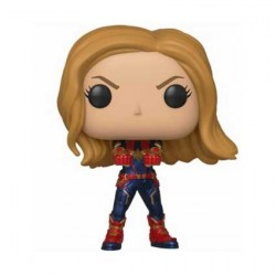 Pop! Marvel Avengers Endgame Captain Marvel