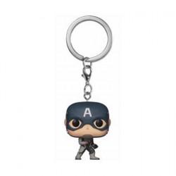 Figur Pop! Pocket Keychains Marvel Avengers Endgame Captain America Funko Online Shop Switzerland