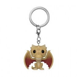 Figur Pop! Pocket Keychains Game of Thrones Viserion Funko Online Shop Switzerland