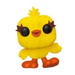 Figurine Pop! Toy Story 4 Ducky Flocked Edition Limitée Funko Boutique en Ligne Suisse