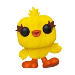 Figuren Pop! Toy Story 4 Ducky Flocked Limitierte Auflage Funko Online Shop Schweiz