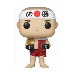 Figurine Pop! UFC Georges St-Pierre (Rare) Funko Boutique en Ligne Suisse
