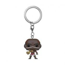 Figurine Pop! Pocket Keychains Overwatch Doomfist Funko Boutique en Ligne Suisse
