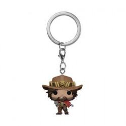 Figurine Pop! Pocket Keychains Overwatch McCree Funko Boutique en Ligne Suisse