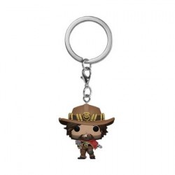 Figur Pop! Pocket Keychains Overwatch McCree Funko Online Shop Switzerland