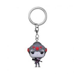 Figurine Pop! Pocket Keychains Overwatch Widowmaker Funko Boutique en Ligne Suisse