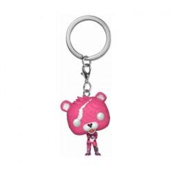 Figurine Pop! Pocket Keychains Fortnite Cuddle Team Leader Funko Boutique en Ligne Suisse