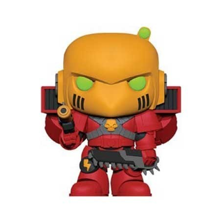 Figur Pop! Games Warhammer 40K Blood Angels Assault Marine Funko Sw