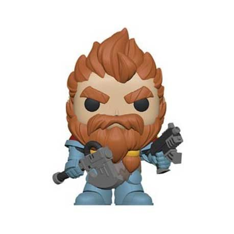Figur Pop! Games Warhammer 40K Space Wolves Pack Leader Funko Switz