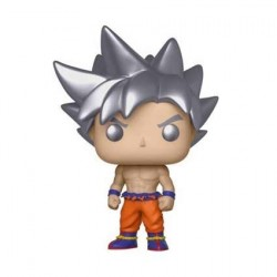 Pop! Dragon Ball Super Ultra Instinct Form Goku (Vaulted)