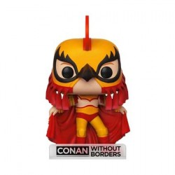 Figur Pop! Conan O'Brien Conan as Luchador Limited Edition Funko Online Shop Switzerland