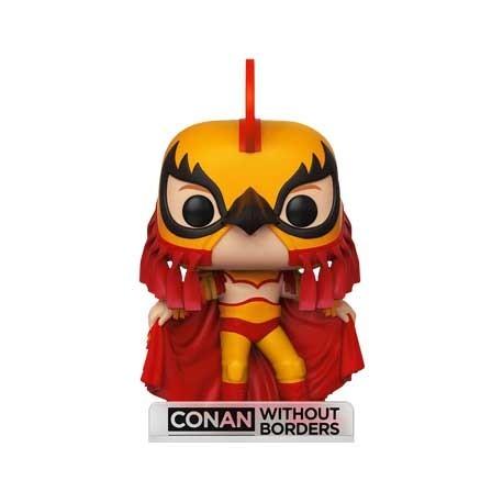 Figur Pop! Conan O'Brien Conan as Luchador Limited Edition Funko Online Shop Switzerland