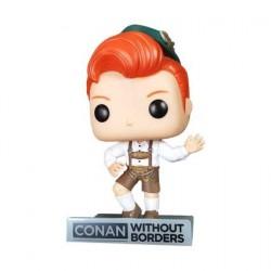 Figurine Pop! Conan O'Brien in Lederhosen Outfit Limited Edition Funko Boutique en Ligne Suisse