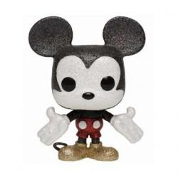 Figurine Pop! Diamond Disney Mickey Mouse Glitter Edition Limitée Funko Boutique en Ligne Suisse