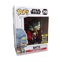 Figur Pop! Star Wars 2019 Galactic Convention Watto Limited Edition Funko Online Shop Switzerland