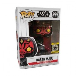 Figur Pop! Star Wars 2019 Galactic Convention Darth Maul Limited Edition Funko Online Shop Switzerland